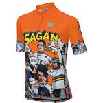 Sportful Super Peter dres oranžový
