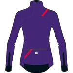 Sportful Fiandre Light NoRain dámska bunda fialová