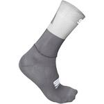 Sportful Pro Light ponožky sivé/biele