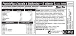 PowerBar ProteinPlus Energy + Minerals tyčinka 35g Kokos
