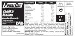 PowerBar ProteinPlus 33% tyčinka vanilka/maliny