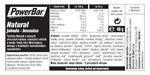 PowerBar Natural Energy Cereal tyčinka 40g Jahoda/Brusnica