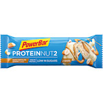 PowerBar Protein Nut2  tyčinka 2x22,5g Biela čokoláda - Mandle