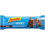 PowerBar Clean Whey Protein. tyčinka 45g Čokoláda/Brownie