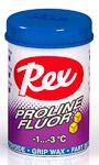 Rex stúpací vosk Pro Grip 45g fluórový Fialový -1...-3 C
