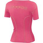 Karpos FAST Dámske bežecké tričko ružové fluo
