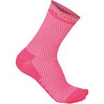 Karpos Rapid Ponožky ružové fluo