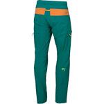 Karpos DOLADA nohavice modrozelené/oranžové
