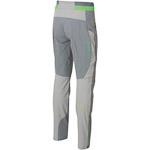 Karpos K-P ROCK lezecké nohavice sivé/zelené