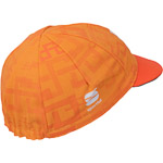 Sportful SAGAN LOGO CYCLING čiapka oranžová