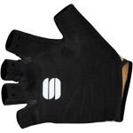 Sportful SAGAN GOLD rukavice čierne