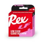 Rex LF Nízkofluórový vosk Ružový starý sneh