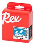 Rex LF Nízkofluórový vosk NOVÝ Modrý 200g