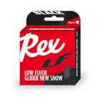 Rex LF Nízkofluórový vosk NOVÝ sneh Čierny