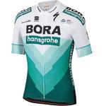 Sportful BODYFIT TEAM dres Bora-hansgrohe biely TDF