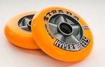Koliesko Hyper Strada X-Fast 104mm oranžové