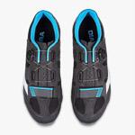 Diadora X Vortex Racer 2 MTB tretry čierne/modré