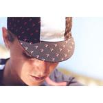 Pinarello Epic dámska čapica Think Asymmetric čierna/červená