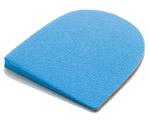 Formthotics klin zošikmený do strany, pár samolepiaci, modrý